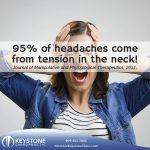 treatment for headaches at Keystone Chiropractic in Plano, TX